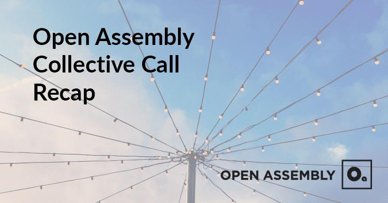 John Winsor Open Assembly