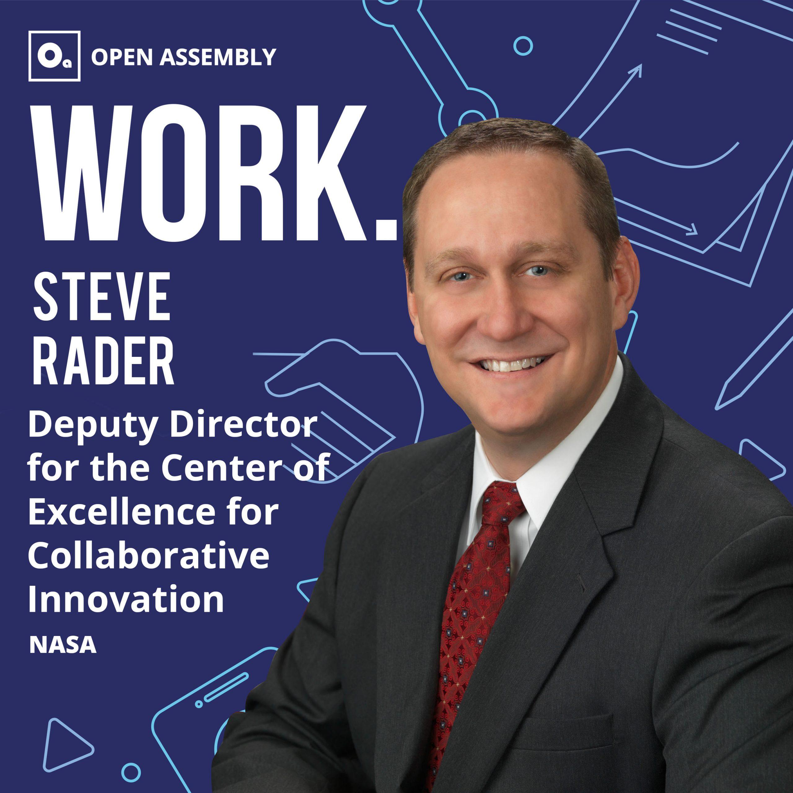 Steve Rader NASA