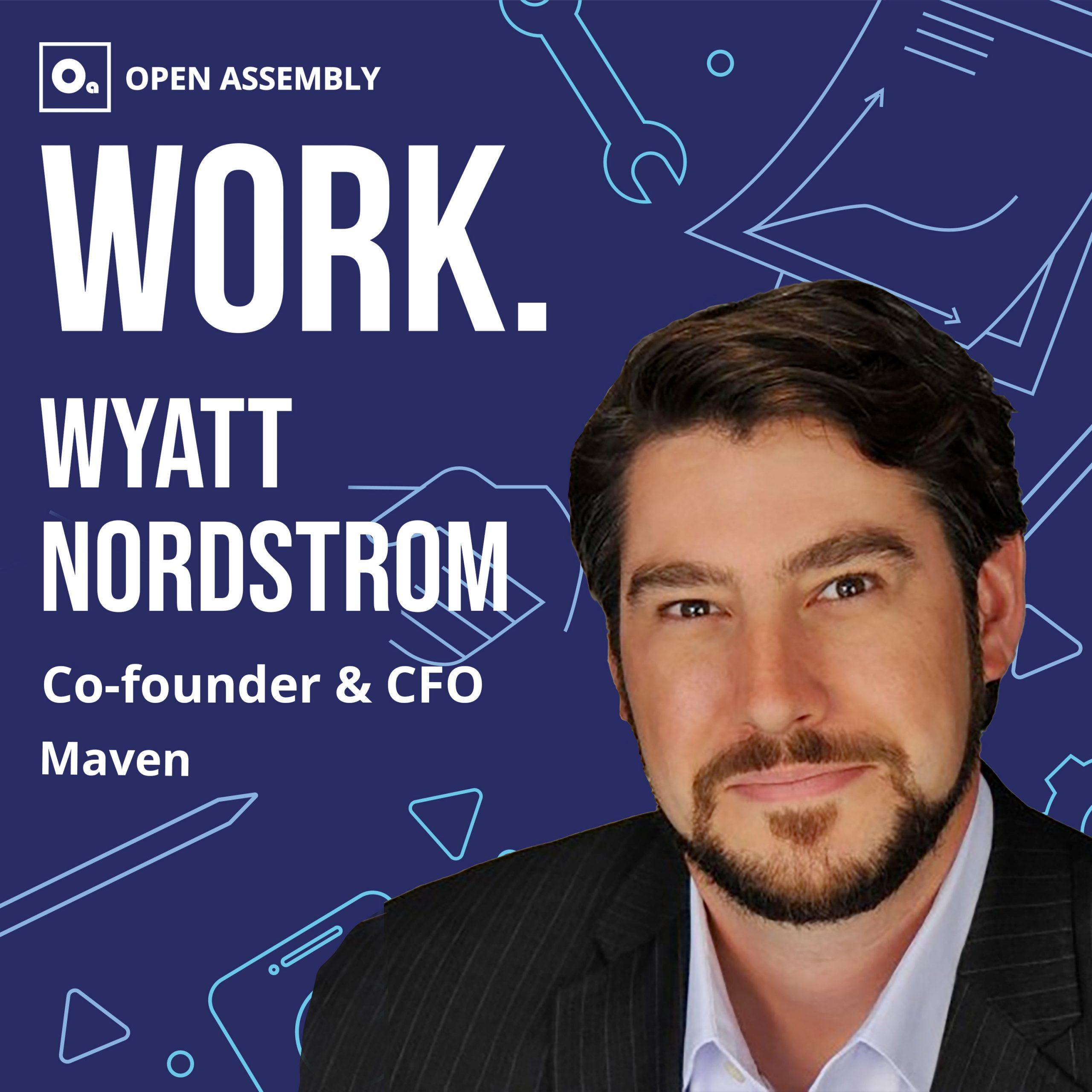 Wyatt Nordstrom Maven
