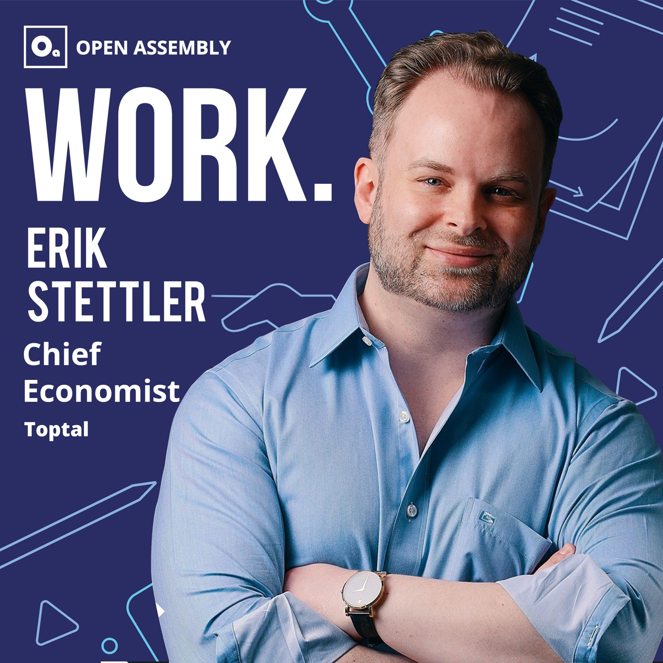 Erik Stettler Toptal
