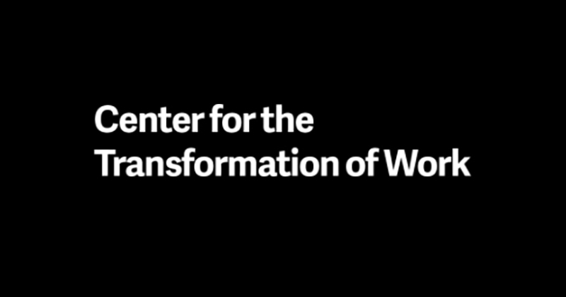 Center for the Transformation of Work