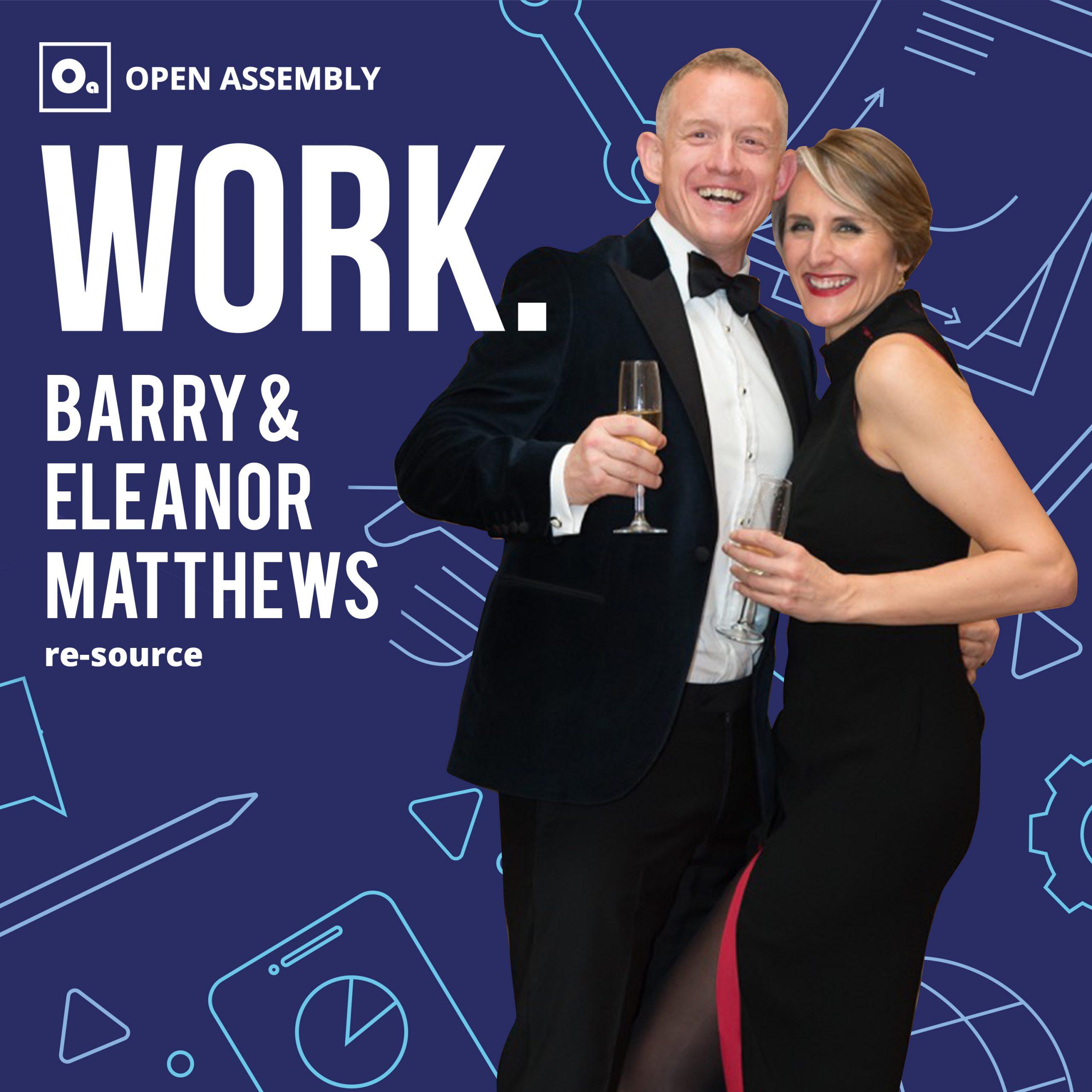 Eleanor & Barry Matthews