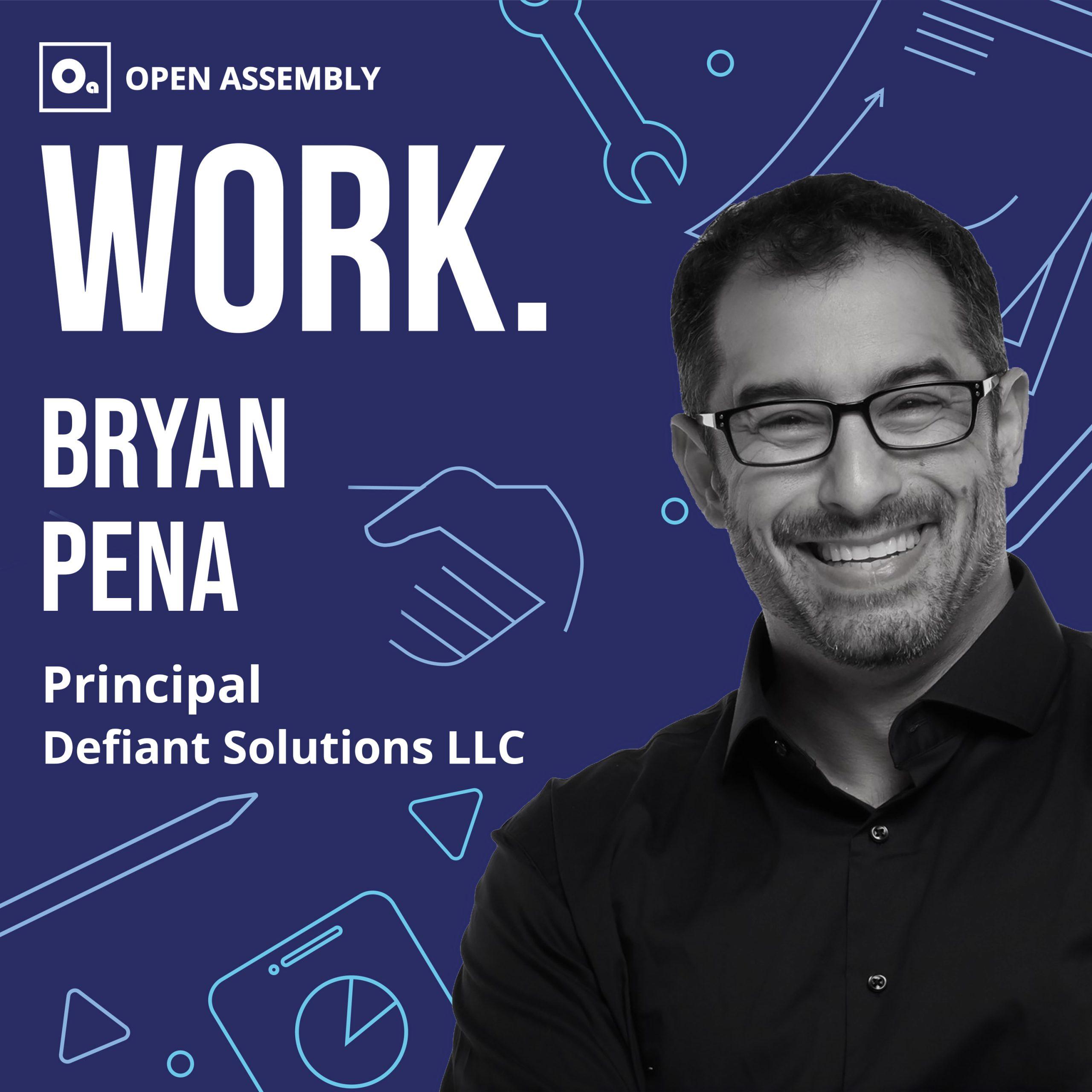 Bryan Pena Defiant Solutions