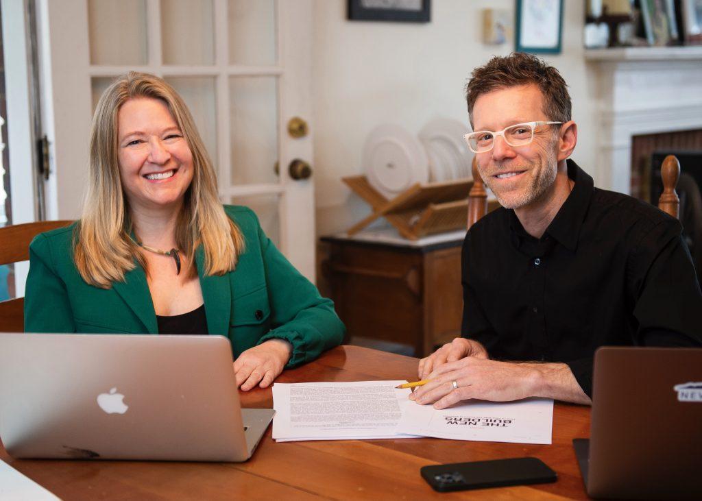 Elizabeth McBride and Seth Levine - The Builders