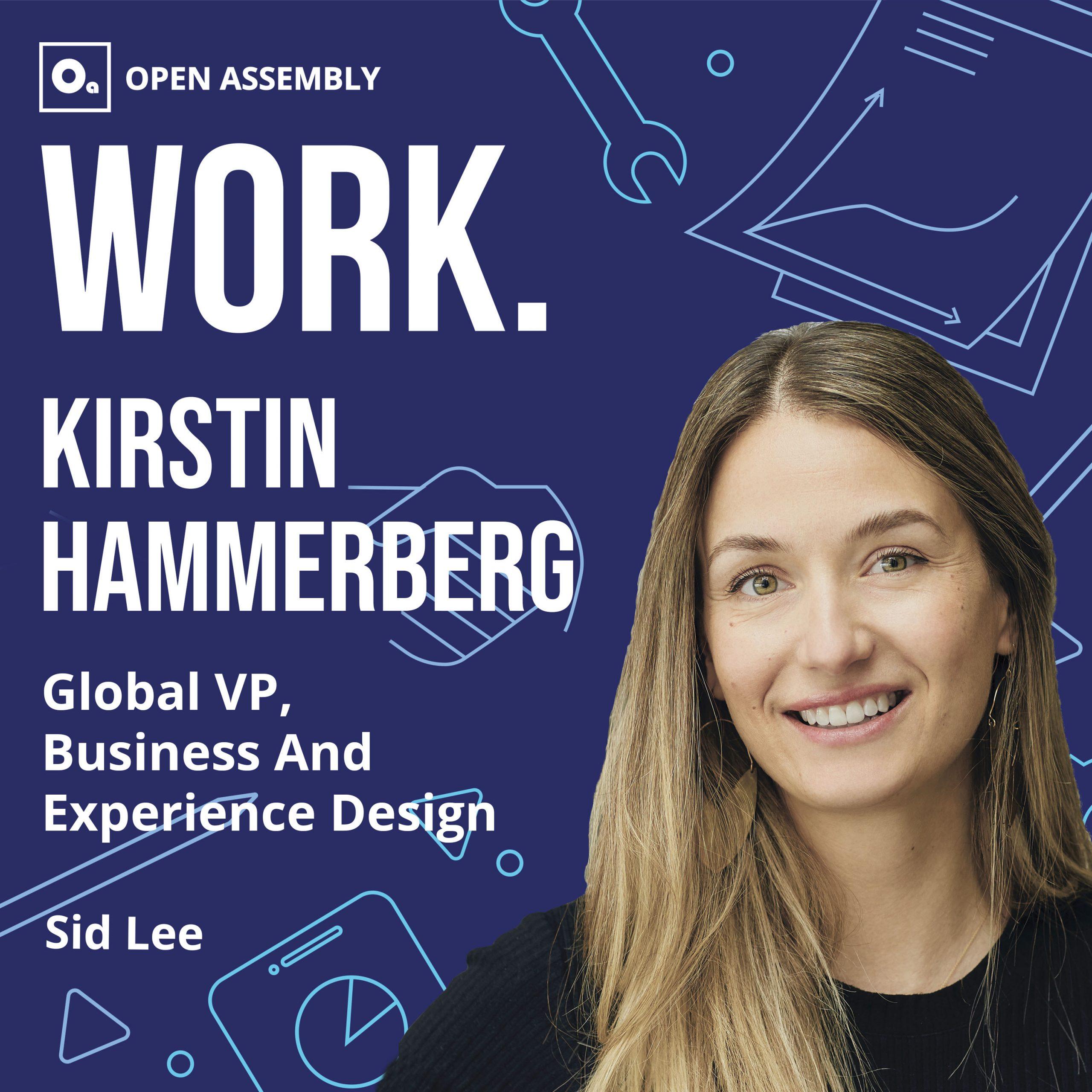 Kirstin Hammerberg - Sid Lee
