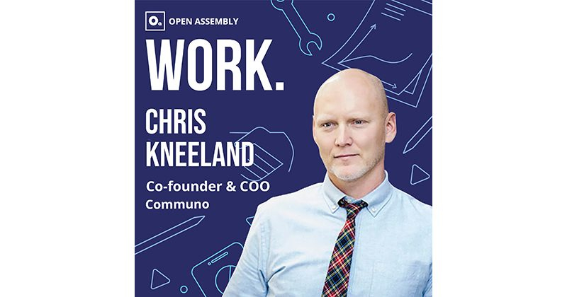 Chris Kneeland Communo